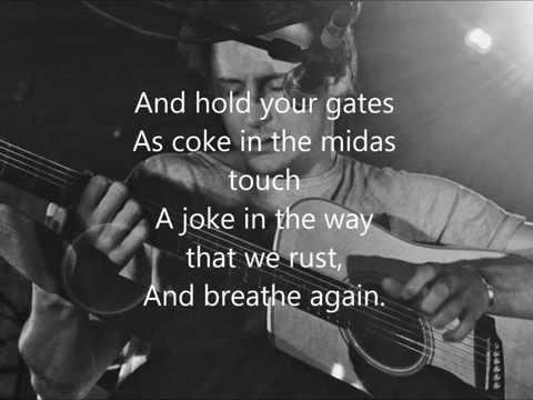 Ben Howard - Oats in the Water Lyrics