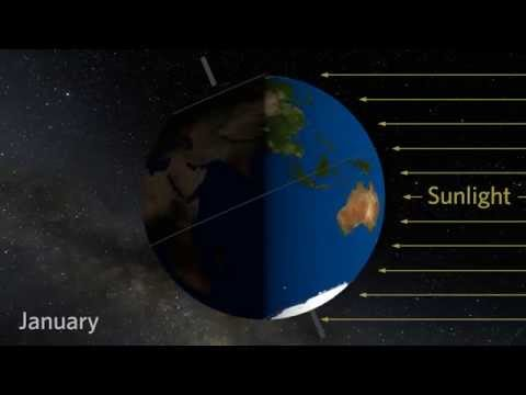 Why Do We Have Different Seasons? | California Academy of Sciences