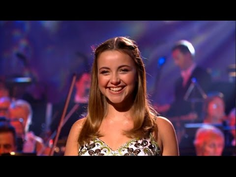 "Charlotte Church: ""Enchantment"" from Cardiff, Wales (2001), full live concert in HD. Part 1 of 6."