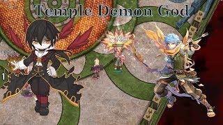 100% Penetration Ranger solo Temple Demon God Ragnarok Online ₍₍ ◝(●˙꒳˙●)◜ ₎₎
