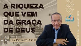 4IPS | Culto Vespertino 19/04/2020