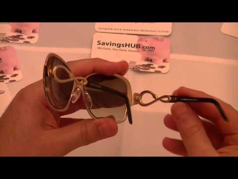 Roberto Cavalli Iris Womens Sunglasses 521S 28P www.SavingsHUB.com