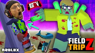ROBLOX Field Trip Z!  FGTeeV's Horrible School Day