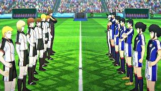 Captain Tsubasa Rise of New Champions - Japan VS Germany Final Match (True Ending)