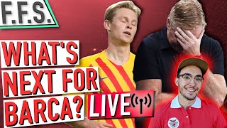 Discussing Barca's Issues, Nations League Finals & USMNT! |