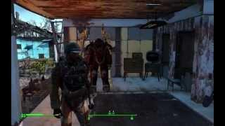 Fallout 4 FAQ3 как разобрать броню, не доступную на верстаке.