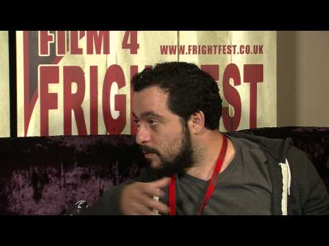 FrightFest 2013 - E.L. Katz Discusses Cheap Thrills