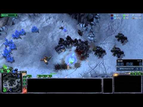 Starcraft II HotS - Suddenly Silver #2 part II