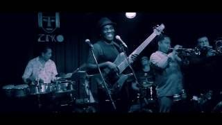 RICHARD BONA - beautiful and the most funny moments / 2017 HD