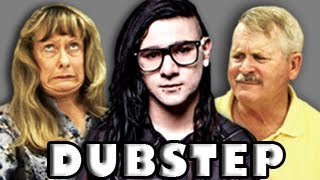 ELDERS REACT TO DUBSTEP (SKRILLEX) thumbnail