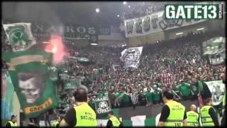 Panathinaikos vs Olympiakos 19/10/2015 Basketball