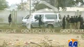 Terrorist Attack on DPO office D I Khan-Pakistan Police Magazine.flv