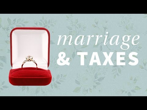 Best Ways For Married Couples To File: Marriage Tax Credit Explained