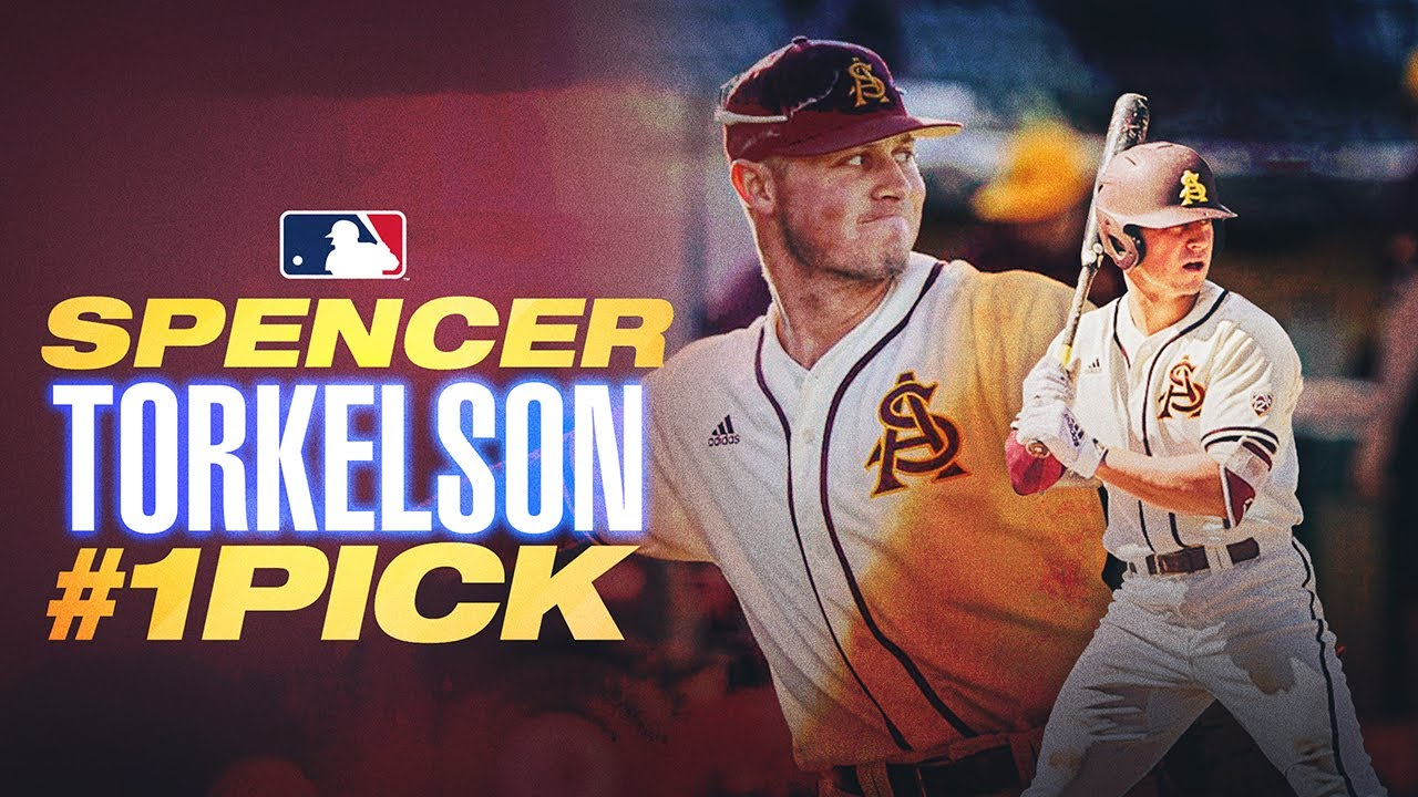 Spencer Torkelson – MLB Draft No. 1 Pick by Tigers (Highlights + ...