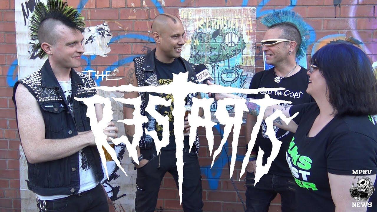 The restarts punk