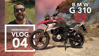 VLOG - BMW G 310 GS - avaliação completa e opinião de especialistas
