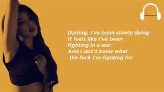 Tinashe - salt ( Lyrics+audio )