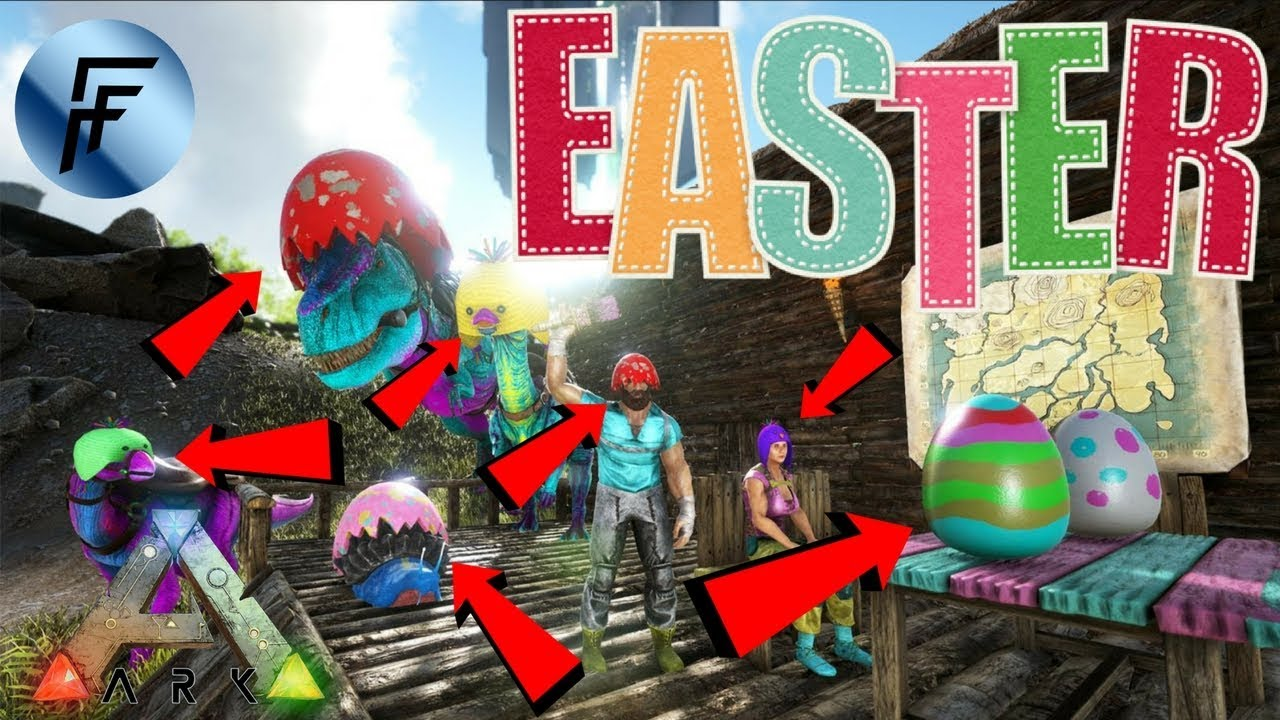 New easter admin commands ark survival evolved youtube new easter admin commands ark survival evolved malvernweather Choice Image