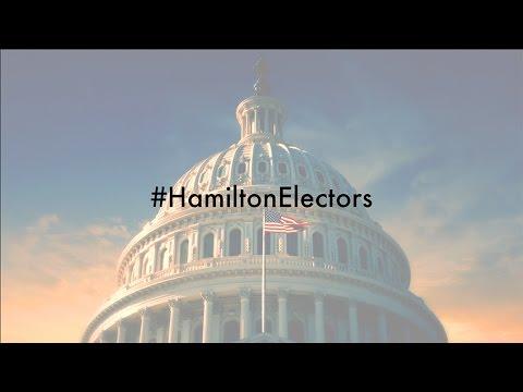 #HamiltonElectors: Stopping Trump with A Vote of Conscience (Hamilton Electors)