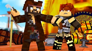 Minecraft Pirates - Pirates of the Caribbean