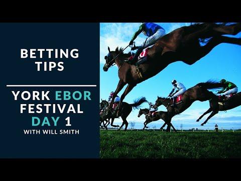 Betting Tips - York Ebor Festival Day 1