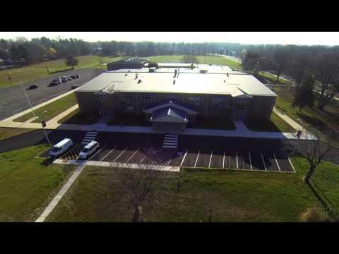 NEW ROAD Construction   Cinnaminson Middle School