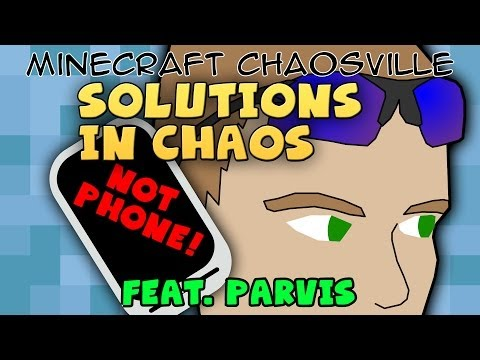 Solutions in Chaos - 03 - It's NOT a phone!