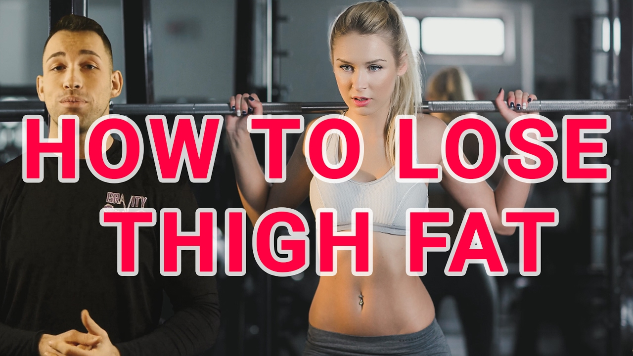 How to TRULY Lose Thigh Fat Fast | Do Exercises Reduce Hip size ...