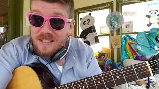 6ix9ine - KIKA (feat Tory Lanez) // easy guitar tutorial for beginner