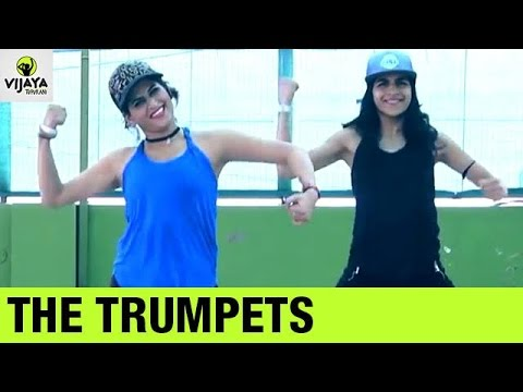 Zumba Routine on TRUMPETS Song | Sak Noel | Salvi | Choreographed by Vijaya Tupurani