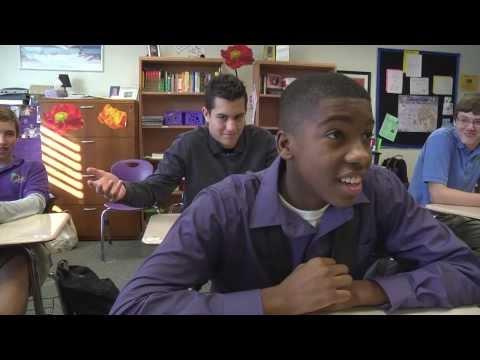 Oasis Middle School Career Class