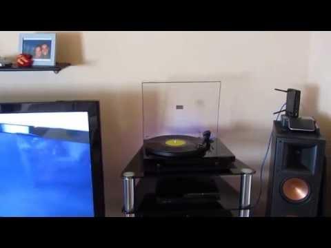 Music Hall mmf 2.2 Turntable-Yamaha RX-V2065 & Klipsch RF 62 mk II