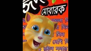 Talking Tom Eid Mubarak