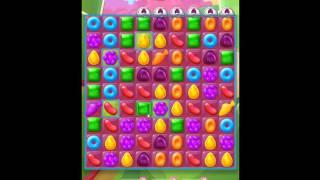 Candy Crush Jelly Saga Level 95 Hard Level No Booster 3 Stars