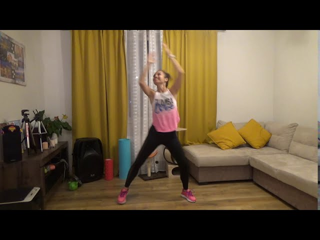 ZUMBA - El Carnaval de Celia: A Tribute - ZIN 89 (my version!!!)