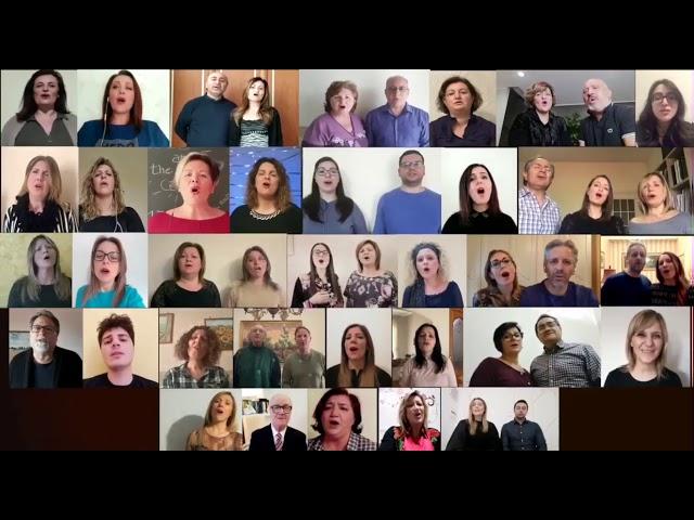 Ogni volta che sento cantare il Gruppo Osanna Gospel CHOIR il mio cuore viene toccato e mi emoziono.