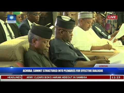 Kogi State Economic And Investment Summit Pt.3 |Live Event|