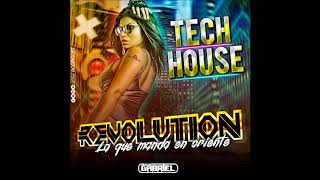 Gambar cover TECH X HOUSE REVOLUTION DJ GABRIEL JIMENEZ THE PROD