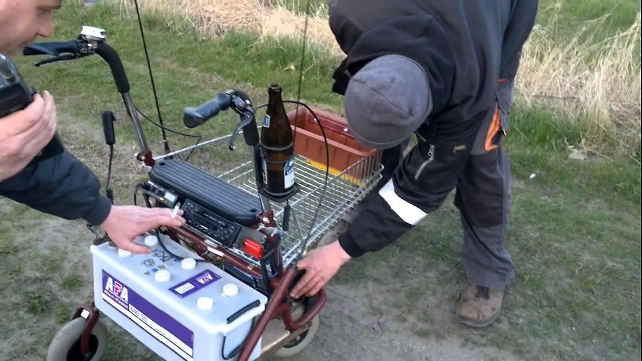 Rollator Tuning 2012 - YouTube