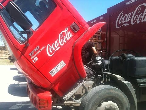 Coca Cola has started to use water vapor technology to save fuel
