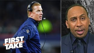 'This is Jason Garrett's last year in Dallas' - Stephen A. | First Take