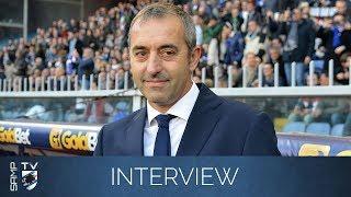 Sampdoria-Juventus, Giampaolo: «Continuiamo a stupire»