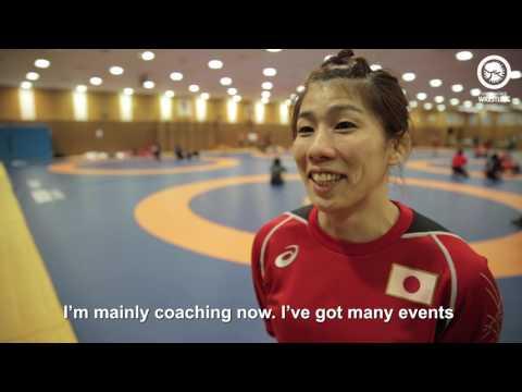 Saori Yoshida: Back on the Mats
