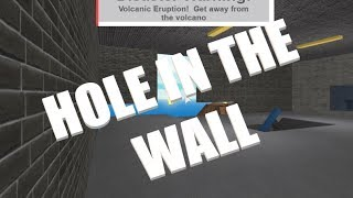 Hole In The Wall | Natural Disaster Survival | Roblox