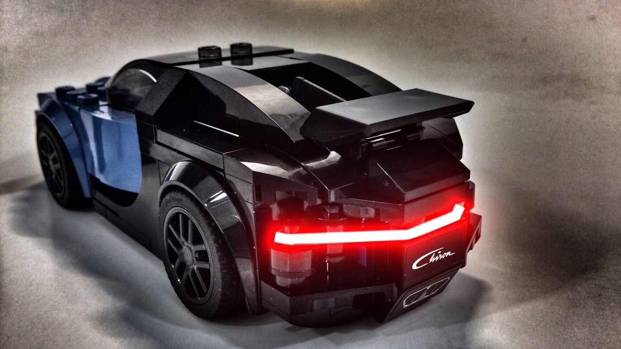 lego bugatti chiron review speed champions 75878 youtube. Black Bedroom Furniture Sets. Home Design Ideas