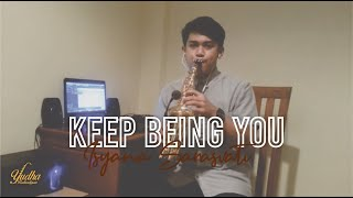 Video Yudha Rahadyan   Keep Being You Curved Soprano Saxophone Cover download MP3, 3GP, MP4, WEBM, AVI, FLV Juli 2018