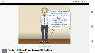 Tg Animation 9 Maxwell Into May BIMBO