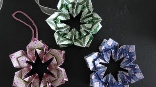 Flower Ornament Tutorial