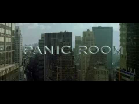 Panic Room Commentary with David Fincher
