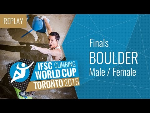 IFSC World Cup Finals Toronto
